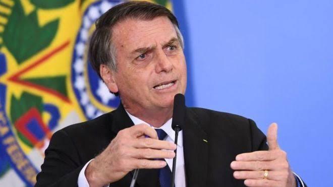 MPF e DPU protocolam uma ação contra Bolsonaro por racismo
