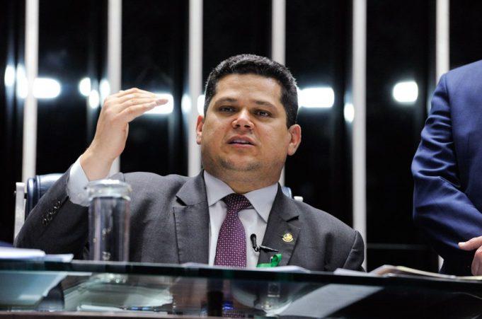 Senador Davi Alcolumbre (DEM-A). Foto: Roque de Sá/Agência Senado