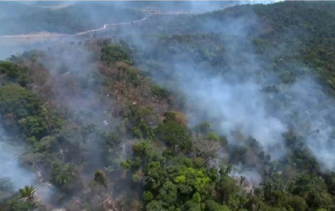 Queimadas: governo lança Antena Multissatelital com foco em fiscalização ambiental