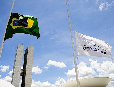 Presidência temporária do Mercosul é do Brasil até o final do ano