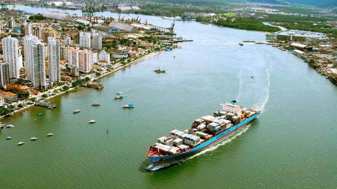 Portos: Movimentação de cargas cresce 9,4% no primeiro semestre de 2021
