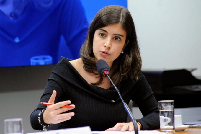 Tabata Amaral negocia com o PSB
