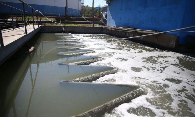 água, saneamento