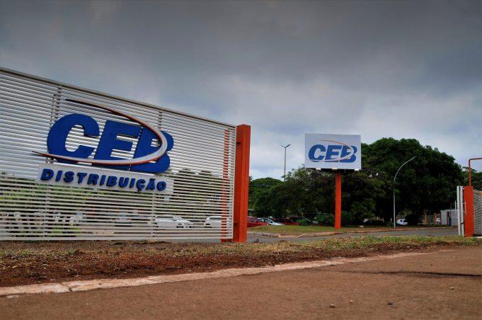 Fachada da CEB. Foto: Lúcio Bernardo Jr/Agência Brasília