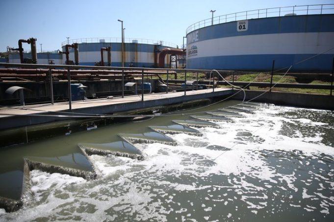 Saneamento: governo investe mais R$ 38 milhões para obras