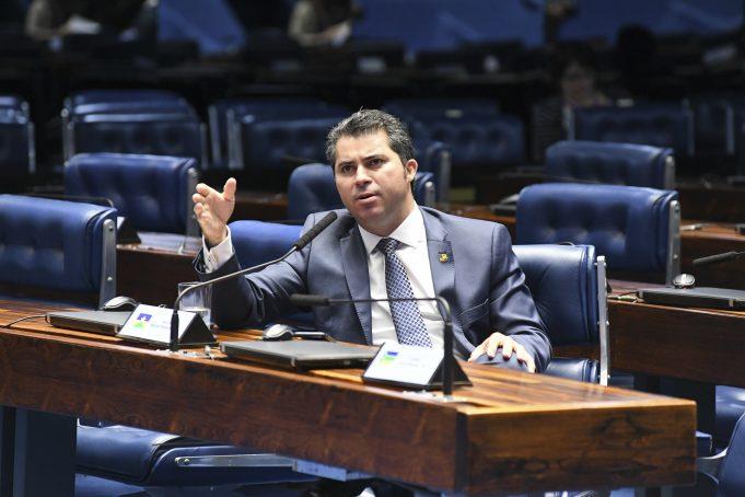 Senador Marcos Rogério (DEM-RO). Foto: Jefferson Rudy/Agência Senado