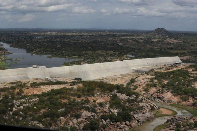 Governo Federal repassa recursos para a conclusão da Barragem de Oiticica