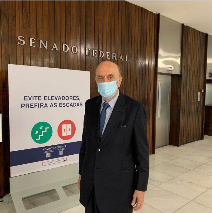 José Serra é diagnosticado com Parkinson e pede licença no Senado