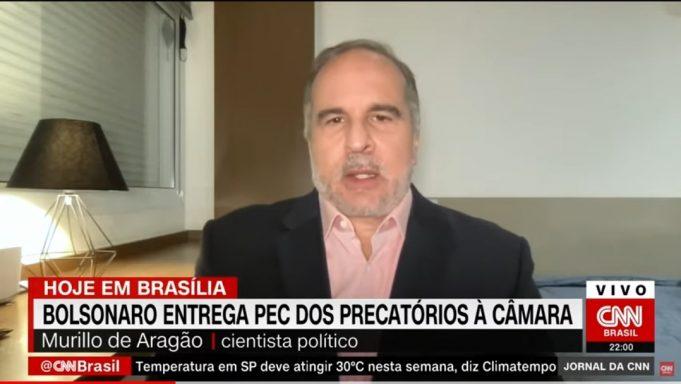 Murillo de Aragão comenta crise institucional, tensão política e reformas